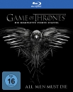 Game of Thrones - Staffel 4 Blu-Ray