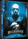 Hellraiser IV - Bloodline - UNCUT Metal-Pack Blu-Ray